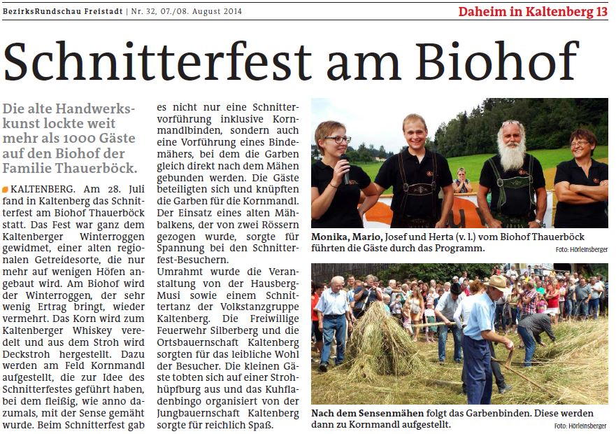 Presse_Biohof_Schnitterfest 3