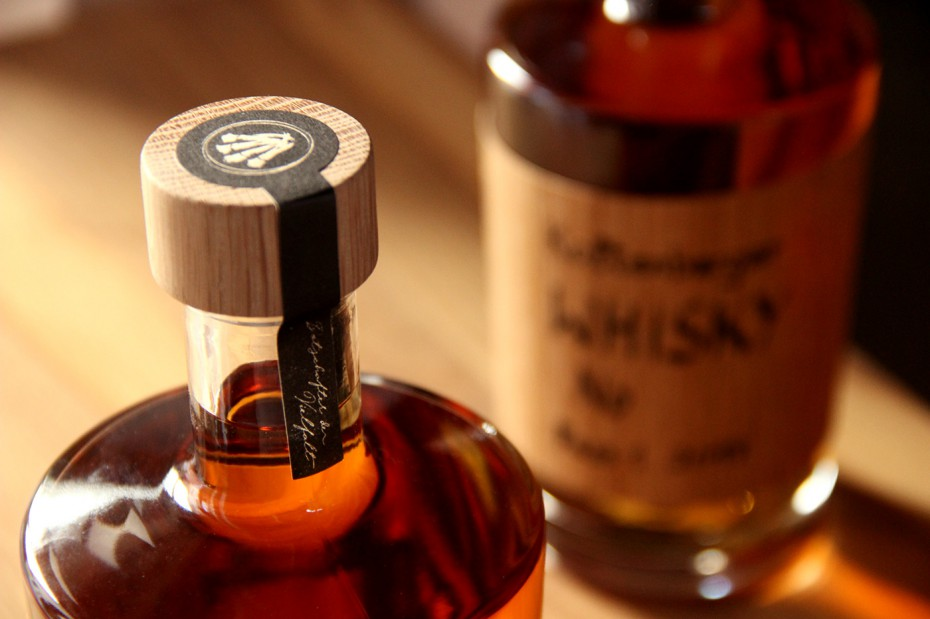 Kaltenberger Whisky Eichenholz Verschluss Botschafter der Vielfalt