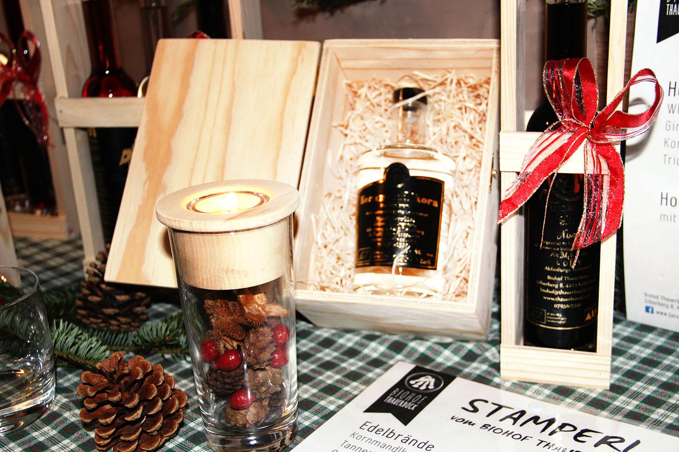 weihnachten im wald pabneukrichen schnaps thauerboeck bio. Black Bedroom Furniture Sets. Home Design Ideas