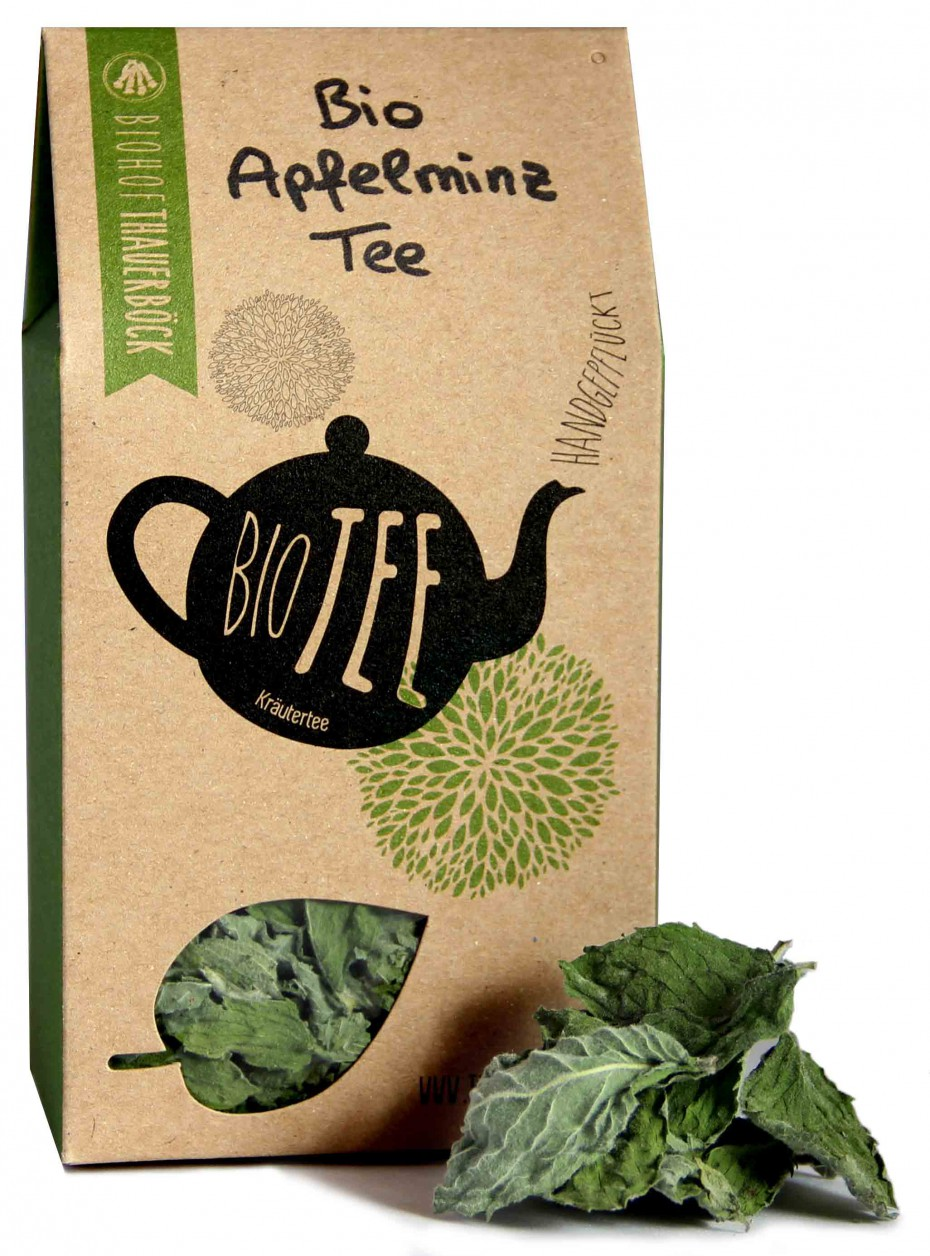 Bio Apfelminz Tee