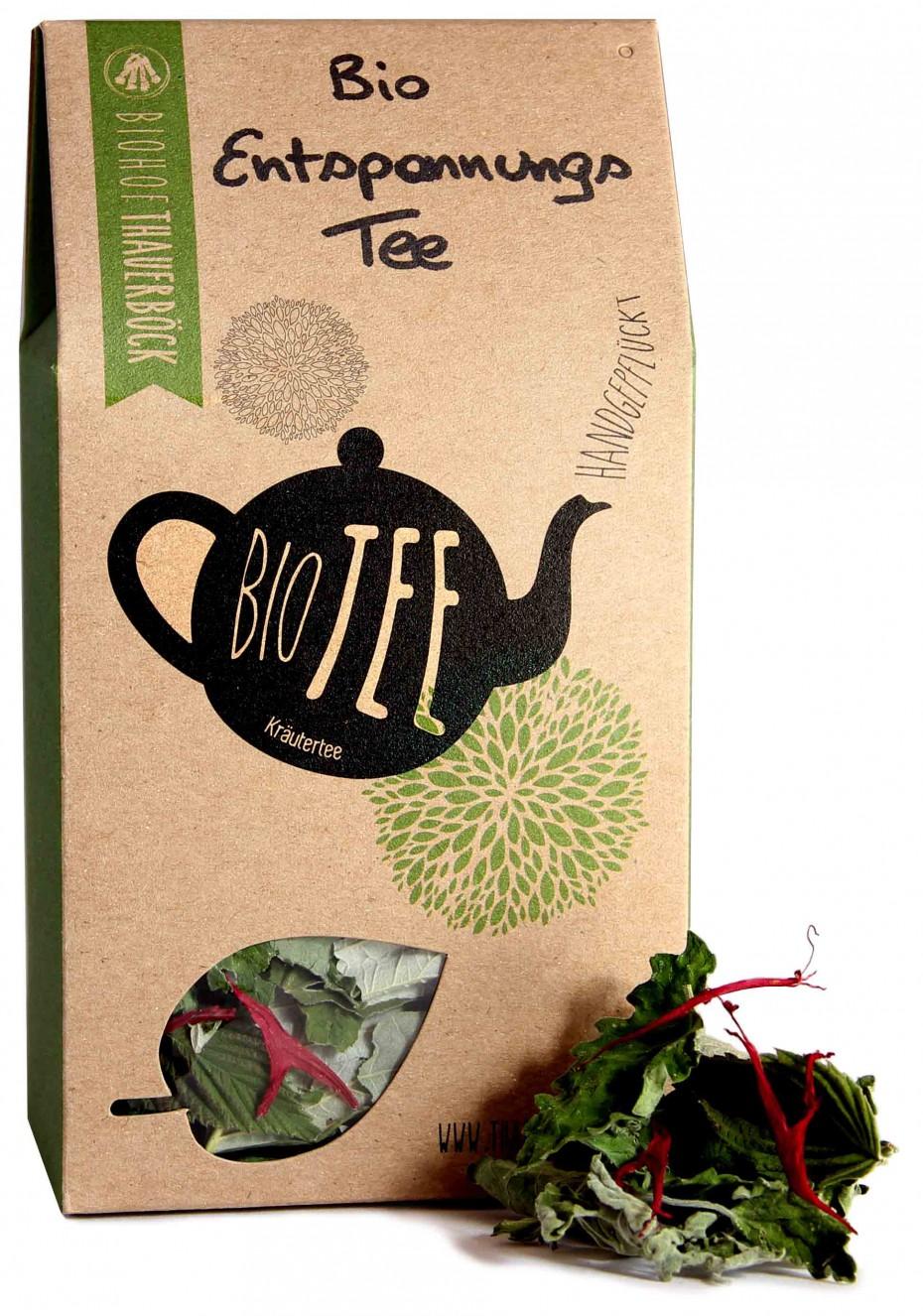 Bio Entspannungs Tee