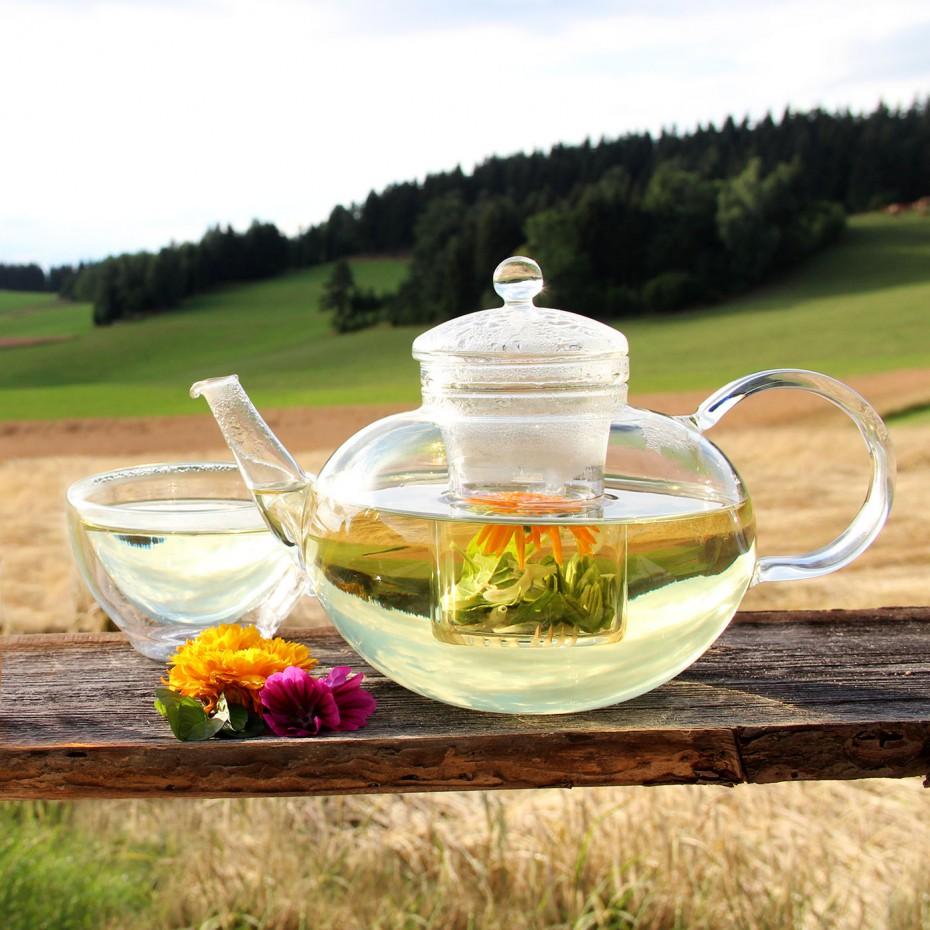 handgepflückter Bio Tee