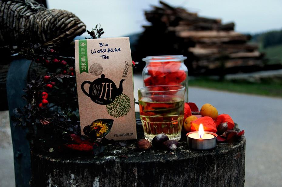 Tee Herbstzeit