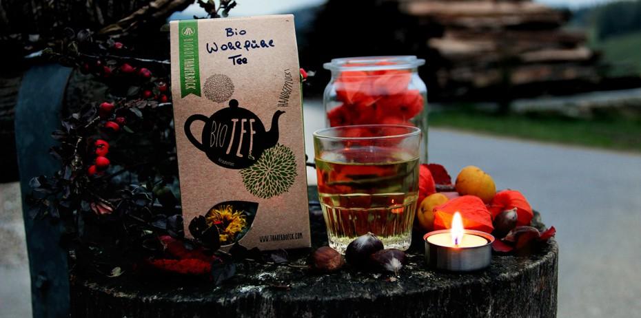 Tee Herbstzeit Bio