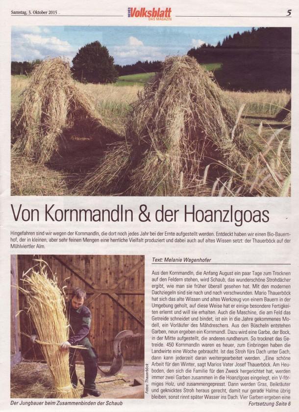 Volksblatt Biohof 5