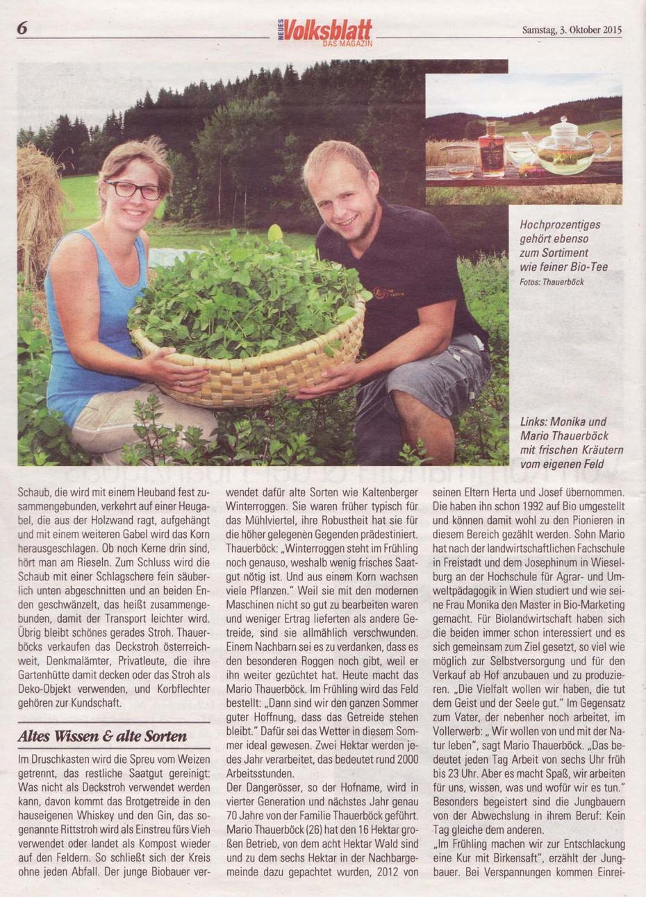 Volksblatt Biohof 6