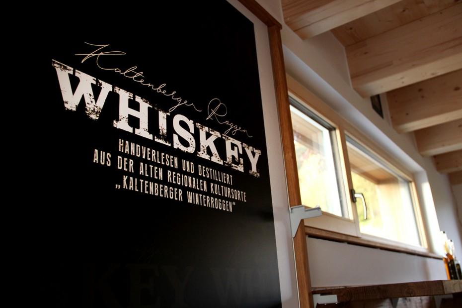 Bio Hofladen Whiskey