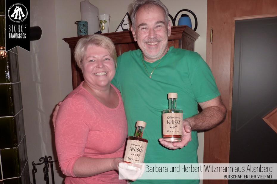 Barbara und Herbert Witzmann