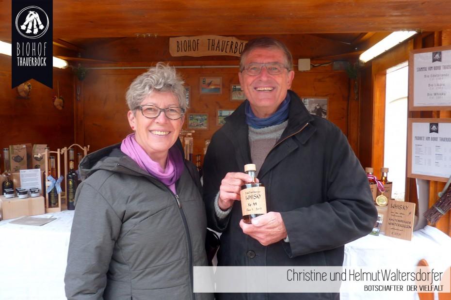 Christine und Helmut Waltersdorfer
