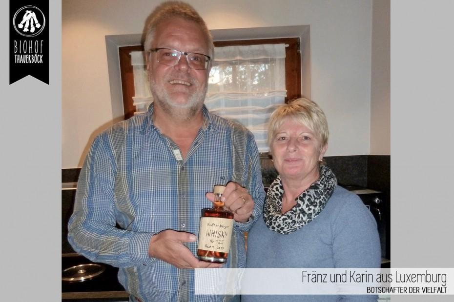 Fränz und Karin