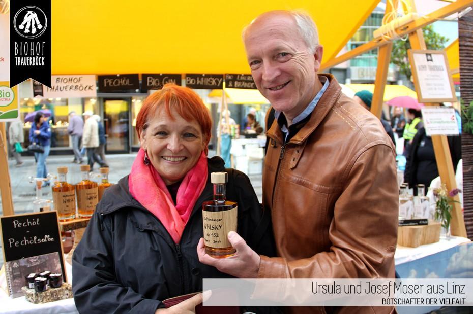 Ursula und Josef Moser