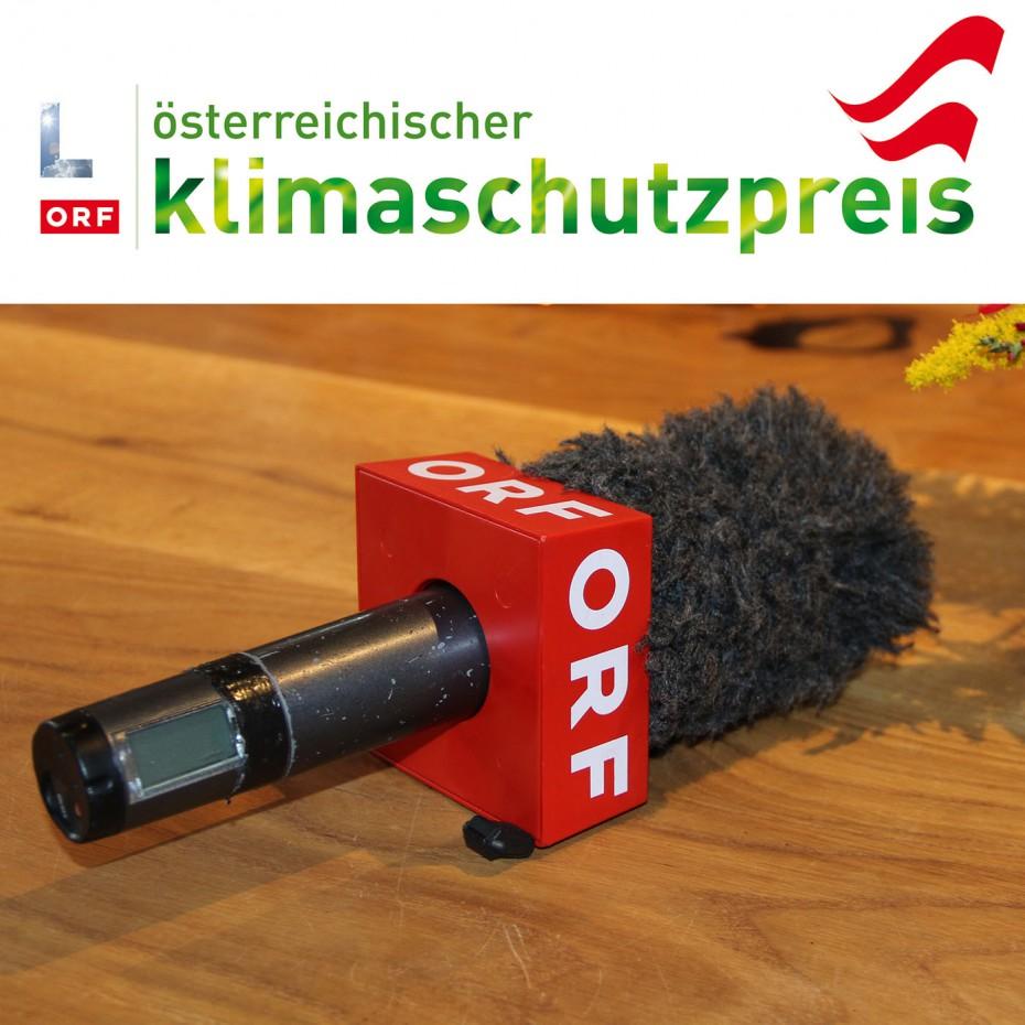 Klimaschutzpreis ORF