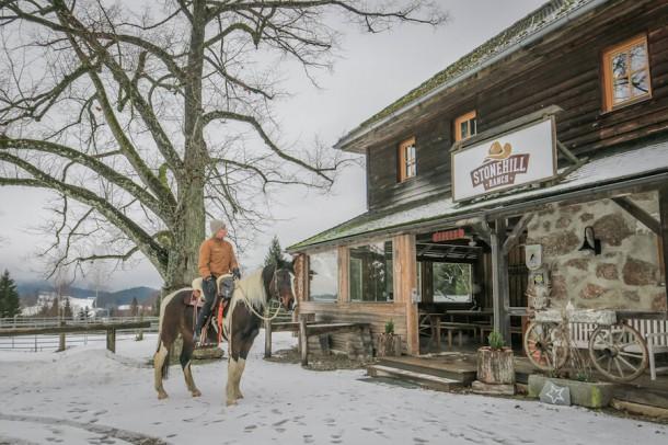 Urlaub Stonehill Ranch Mühlviertel