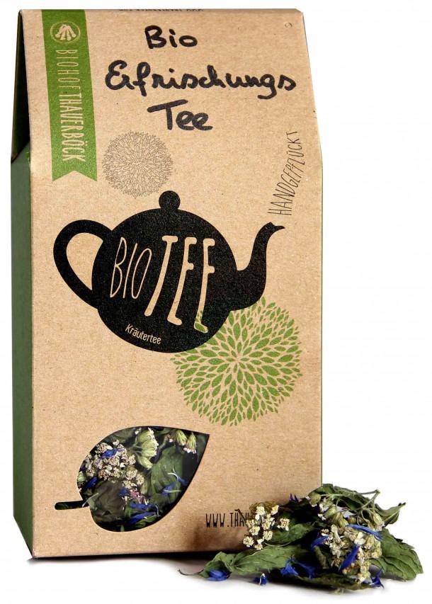 Bio Erfrischungs Tee