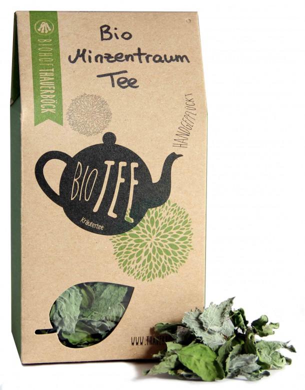 Bio Minzentraum Tee