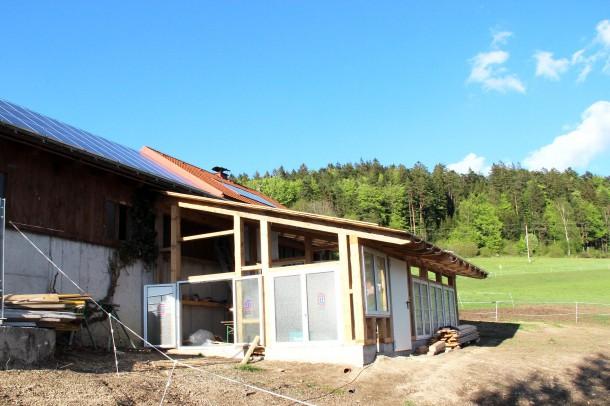 Gewächshaus bauen_2