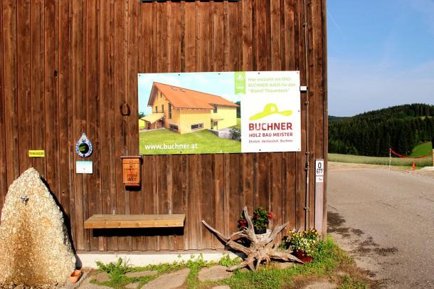 Buchner Holzhaus