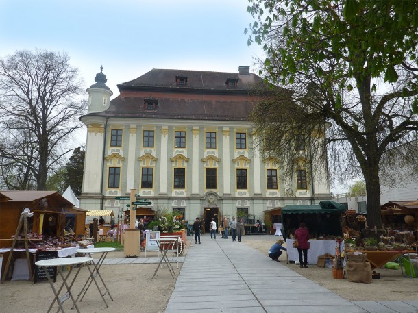 Ostermarkt Schloss Traun