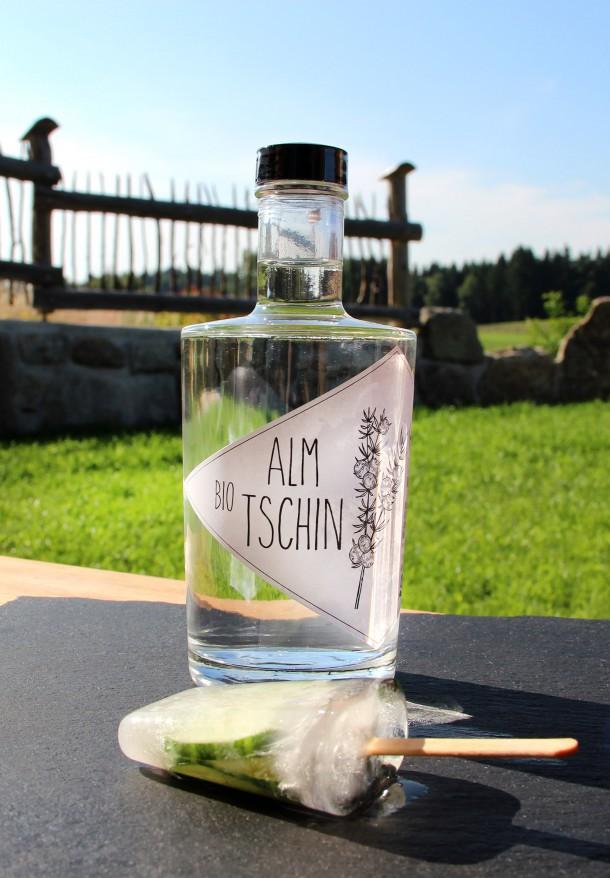 Alm Tschin Gin Tonic Eis